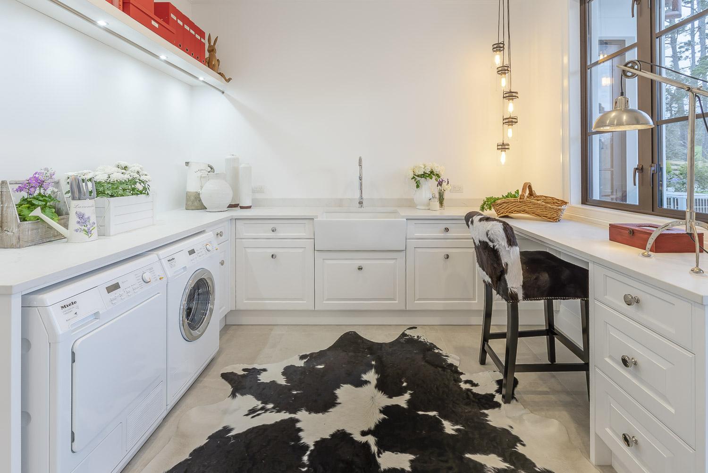 Laundry design by Kira Gray