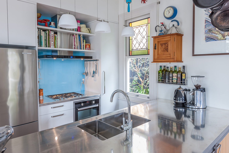 Kira Gray Kitchen Design